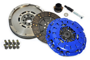 FX Stage 2 Clutch Kit & Luk DMF Flywheel 99-00 BMW 328I 328Ci E46 528I E39 Z3 2.8L