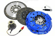 FX Stage 2 Clutch Kit & Slave & Chromoly Flywheel 97-04 Chevy Corvette 5.7L LS1 LS6