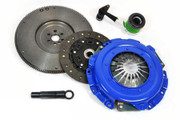 FX Stage 2 Clutch Kit & Slave & Flywheel 2000-02 Chevy Cavalier Pontiac Sunfire 2.2L
