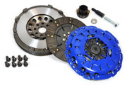 FX Stage 2 Rigid Clutch Kit & Forged Flywheel 99-00 BMW 328I E46 528I E39 Z3 2.8L