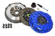 FX Stage 2 Sprung Clutch Kit & Forged Flywheel 99-00 BMW 328I E46 528I E39 Z3 M52
