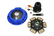 FX Stage 3 Ceramic Clutch Kit & Slave 1995-2011 Ford Ranger Truck 2.3L 2.5L 3.0L