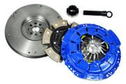 FX Stage 3 Clutch Kit & Flywheel 2000 - 2002 Saturn SC1 SC2 SL SL1 SL2 SW2 1.9L
