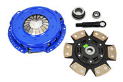 FX Stage 3 Clutch Kit 1982-1985 Chevy S-10 Blazer Gmc S-15 Jimmy 1.9L 2.2L 4Cyl