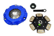 FX Stage 3 Clutch Kit 98-06 VW Beetle Golf Jetta GL GLS 2.0L Mk4 Model Aeg SOHC