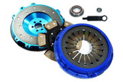 FX Stage 3 Clutch Kit & Aluminum Flywheel 1987-1992 Toyota Supra Turbo 3.0L 7MGTE