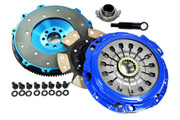 FX Stage 3 Clutch Kit & Aluminum Flywheel 2000-2005 Mitsubishi Eclipse GT GTS V6