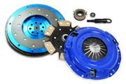 FX Stage 3 Clutch Kit & Aluminum Flywheel 9-2X Baja Forester Impreza Legacy 2.5L