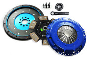 FX Stage 3 Clutch Kit & Aluminum Flywheel Corrado Golf GTI Jetta Passat 2.8L VR6