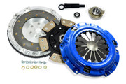 FX Stage 3 Clutch Kit & Aluminum Flywheel Ford Probe Mazda MX-6 626 Protege 2.0L