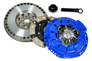 FX Stage 3 Clutch Kit & Chromoly Flywheel 00-02 Saturn SC1 SC2 SL SL1 SL2 SW2 1.9L