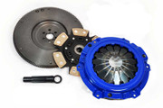 FX Stage 3 Clutch Kit & Flywheel 1995-1999 Chevy Cavalier Pontiac Sunfire 2.2L Ohv