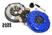 FX Stage 3 Clutch Kit & Forged Light Flywheel 99-00 BMW 328I E46 528I E39 Z3 2.8L