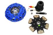 FX Stage 3 Clutch Kit & Slave 2001-10 Ranger Mazda B4000 01-05 Explorer Sport 4.0L