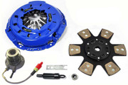 FX Stage 3 Clutch Kit & Slave Cylinder 97-04 Chevy Corvette C5 5.7L LS1 Z06 LS6