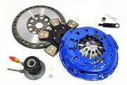 FX Stage 3 Clutch Kit & Slave & Chromoly Flywheel 1998-2002 Camaro Firebird 5.7L LS1