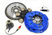 FX Stage 3 Clutch Kit & Slave & Chromoly Flywheel 97-04 Chevy Corvette 5.7L LS1 LS6