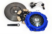 FX Stage 3 Clutch Kit & Slave & Flywheel 1995-99 Chevy Cavalier Pontiac Sunfire 2.2L