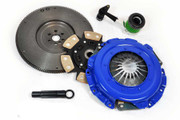 FX Stage 3 Clutch Kit & Slave & Flywheel 2000-02 Chevy Cavalier Pontiac Sunfire 2.2L