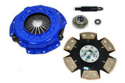 FX Stage 4 Clutch Kit 1985-1986 Dodge Plymouth Conquest 2.6L Turbo Intercooled
