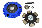 FX Stage 4 Clutch Kit 1989-93 Mazda B2600 Fuel Injected 89-91 MPV Van 2.6L 3.0L