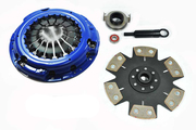 FX Stage 4 Clutch Kit 2006-2013 Impreza WRX 2006 9-2X Aero 2.5L Turbo EJ255 5Spd