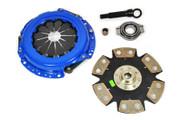 FX Stage 4 Clutch Kit G20 200SX NX Coupe Sentra SE SE-R 1.8L 2.0L SR20DE Qg18De