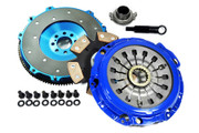 FX Stage 4 Clutch Kit & Aluminum Flywheel 00-05 Eclipse GT GTS Spyder V6 3.0L SOHC