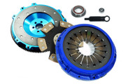 FX Stage 4 Clutch Kit & Aluminum Flywheel 1987-1992 Toyota Supra Turbo 7MGTE 3.0L