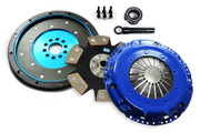 FX Stage 4 Clutch Kit & Aluminum Flywheel Corrado Golf GTI Jetta Passat 2.8L VR6
