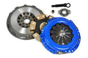 FX Stage 4 Clutch Kit & Race Light Flywheel 200SX NX Sentra SE 2.0L SR20DE 109Rg
