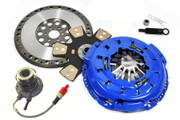 FX Stage 4 Clutch Kit & Slave & Chromoly Flywheel 97-04 Chevy Corvette 5.7L LS1 LS6