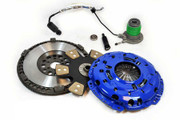 FX Stage 4 Clutch Kit & Slave & Flywheel Corvette C6 6.0L LS2 6.2L LS3 Z06 7.0L LS7