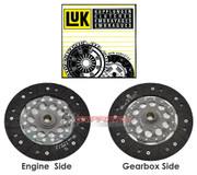 Luk Clutch Disc Friction Plate 1995-01 Audi A6 A4 Quattro 1998-02 VW Passat 2.8L