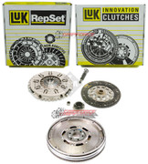 Luk Clutch Kit & DMF Flywheel 97-99 Audi A4 Quattro 1.8T VW Passat 1.8L Turbo