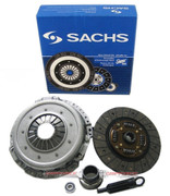 Sachs Clutch Kit 1987-91 BMW 325i 325is 325ix 4WD E30 1989-90 525i E34 2.5L