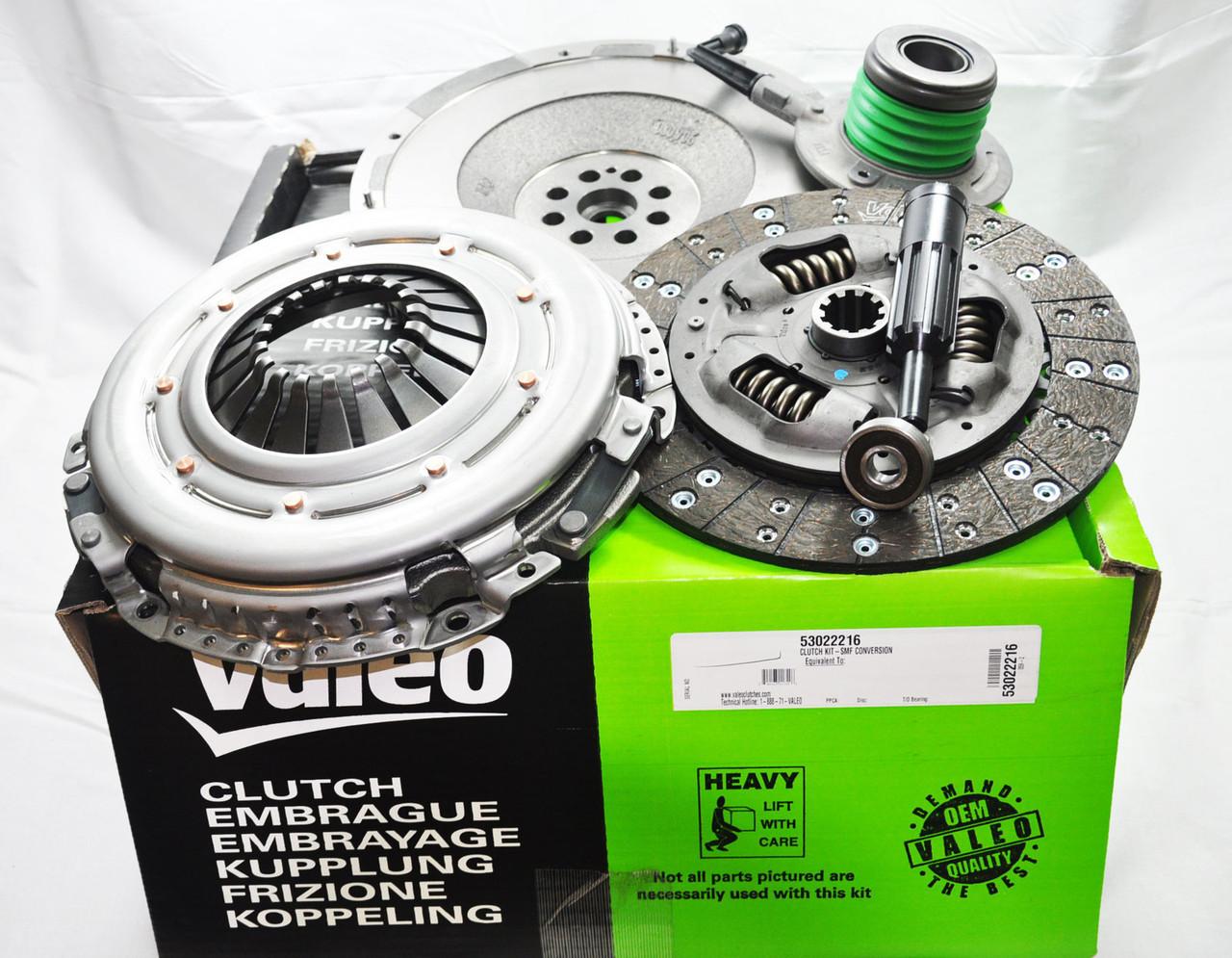4.5 L Duramax >> Valeo Clutch Kit & Flywheel Sierra Silverado 2500Hd 3500 6.6L Turbo Duramax 6Speed