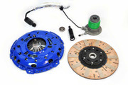 FX Mf Race Clutch Kit & Slave 2005-2011 Corvette C6 6.0L LS2 6.2L LS3 Z06 7.0L LS7