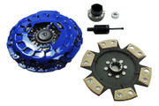 FX Stage 3 Clutch Kit 01-06 BMW M3 E46 S54 Both 6Sp Manual&Smg Transmission