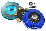 FX Stage 4 Clutch Kit & Aluminum Flywheel Nissan Silvia S13 S14 2.0L SR20DET Turbo