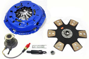 FX Stage 4 Clutch Kit & Slave Cylinder 97-04 Chevy Corvette C5 5.7L LS1 Z06 LS6