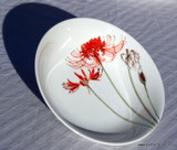 Small bowls for berries, soups, and more. (Red Spider Lily Design)