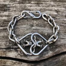 Double Heart Ruiner Bracelet