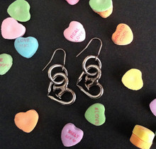 Nailmaille® Mini Unbreakable Heart Earrings