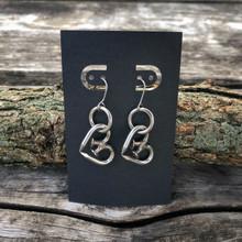 Mini Unbreakable Heart Earrings