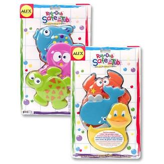 Tub Grippers - Bath Toys