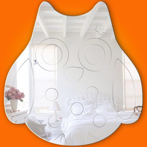 Childrens Mirrors - Owl Mirror