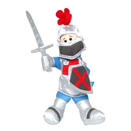 St George Knight Tellatale Hand Puppet - Fiesta Crafts