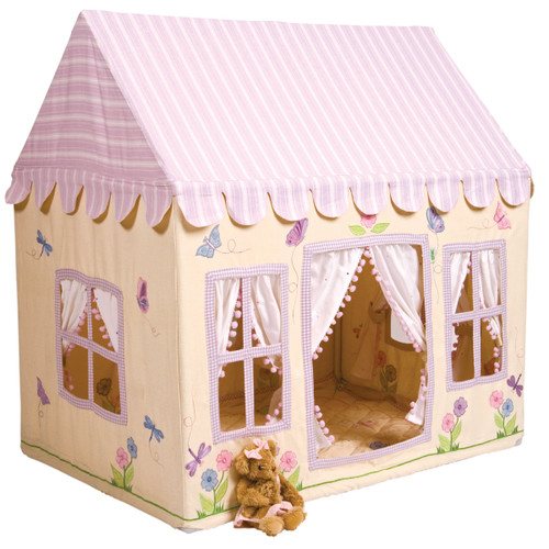 Win Green Butterfly Cottage - Large - Fabric Playhouse