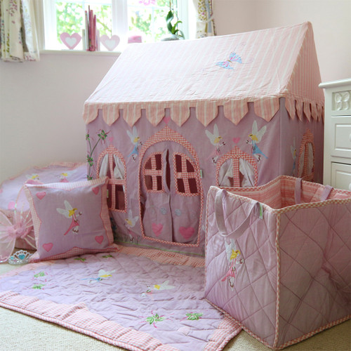 Win Green Fairy Cottage - Large - Fabric Playhouse
